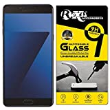 Roxel Samsung Galaxy A7 2016 Edition 360° Flexiable Tempered Glass With Unbreakable Impossible Film Glass [ Better Than Tempered Glass ] Screen Protector for Samsung Galaxy A7 2016 Edition (Black, 16 GB)