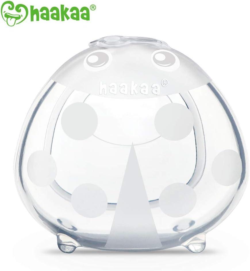 75 ml Capacity Haakaa Silicone Milk Collector
