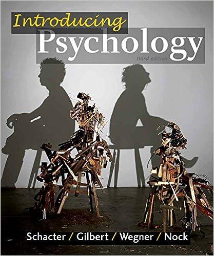 Introducing Psychology - Kindle edition by Daniel L. Schacter, Daniel T. Gilbert, Daniel M. Wegner, Matthew K. Nock. Health, Fitness & Dieting Kindle eBooks ...