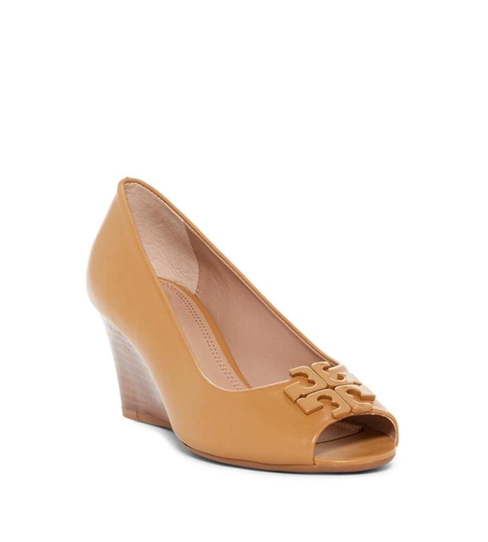 2eb6fab4d06 Tory Burch Lowell 2 65MM Peep Toe Wedge Shoes