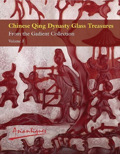 Chinese Qing Dynasty Glass Treasures (From the Gadient Collection, Volume 3)