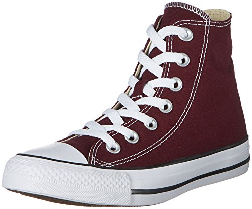 Converse Unisex-adult Chuck Taylor All Star Sneaker Rood (donker Sangria)