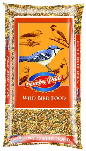 Country Pride 11350 Wild Bird Food, 40-Pound ()