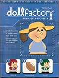 Dollfactory Dumpling Paper Doll Style Software - Volume 4