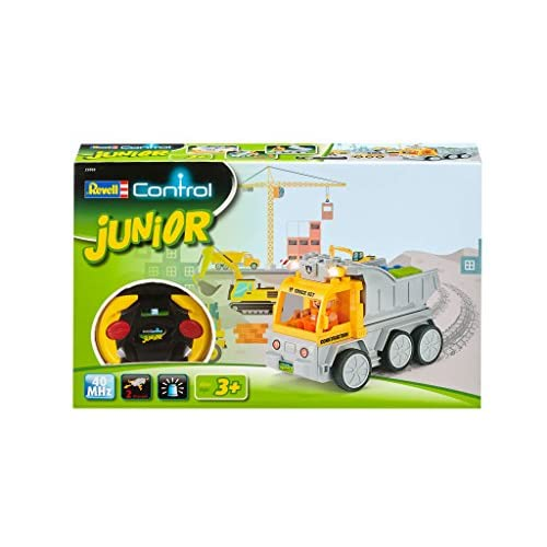 Revell Control 23005 - Camion Benne - Junior