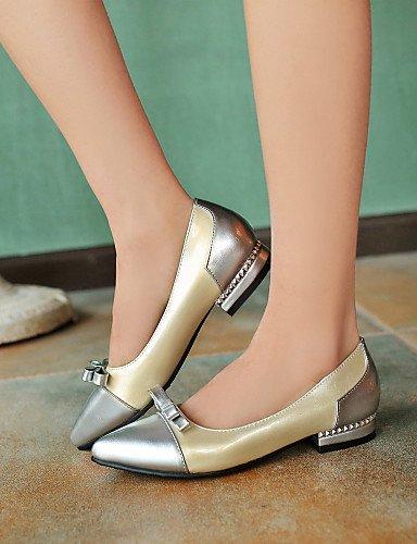 zapatos PDX mujer de sint piel de aqqR5fw