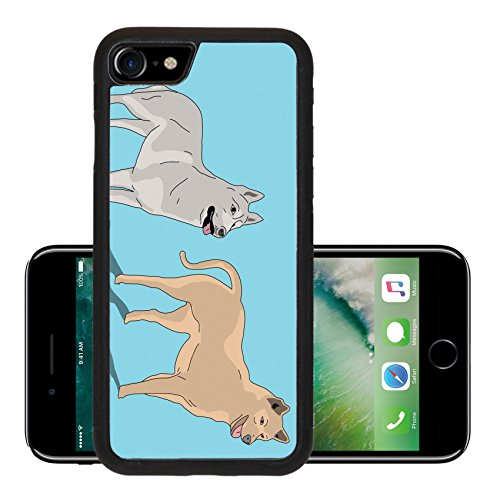 luxlady-premium-apple-iphone-7-aluminum-backplate-bumper-snap-case-iphone7-image-21509796-two-dog