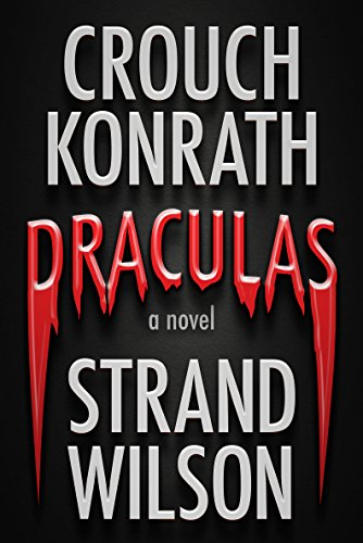 #freebooks – DRACULAS (A Novel of Terror) by J.A. Konrath