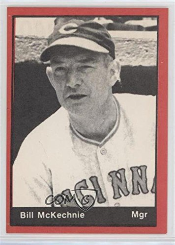 Bill McKechnie Ungraded COMC Good to VG-EX (Baseball Card) 1977 TCMA 1939-40 Cincinnati Reds - [Base] #45