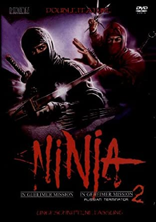 Ninja - In geheimer Mission 1+2 - Double Feature ...