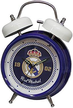CYP IMPORT S - Despertador Real Madrid con Himno: Amazon.es: Juguetes y juegos