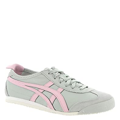 new arrivals b4340 b12d0 Onitsuka Tiger Mexico 66 Womens in Mid Grey/Rose Water by, 11