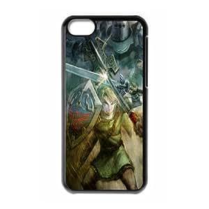Life margin The Legend of Zelda phone Case For iPhone 5C G93KH3244