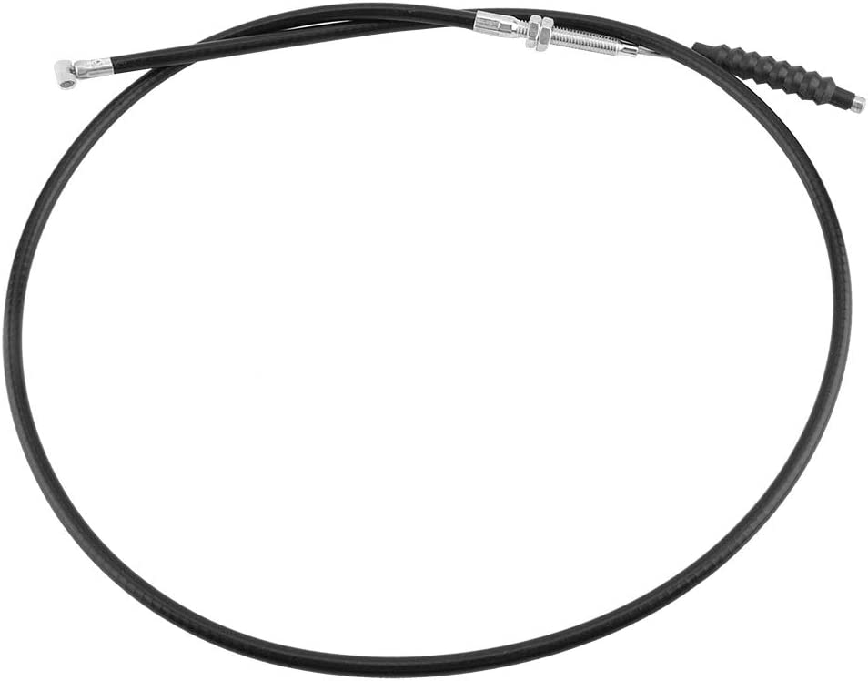 Motorcycle Clutch Cable Wire with Adjuster for 150cc 200cc 250cc ATVs Dirt Bikes and Scooters
