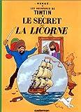 les aventures de tintin le secret de la licorne french edition of the secret of the unicorn hardcover div author herge