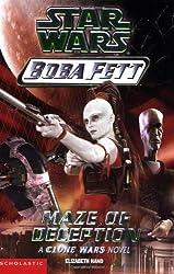 Star Wars: Boba Fett #3: Maze of Deception