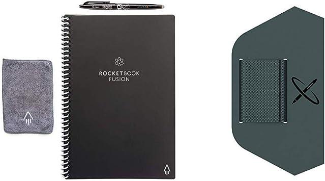 Rocketbook Everlast Reusable Smart Notebook Executive Size Planners Organizers