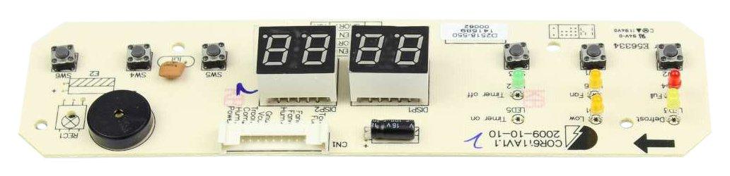 Haier AC-5210-235 P.C.B. Button Board
