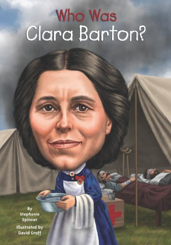 Who Was Clara Barton? - Book  of the Who Was/Is...?