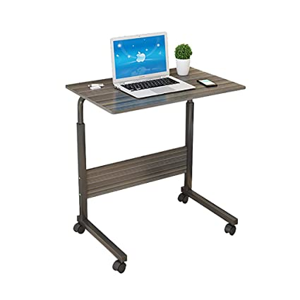 Amazon zhaoru end tables computer table lazy bedside desktop zhaoru end tables computer table lazy bedside desktop home simple desk dormitory bed small table watchthetrailerfo