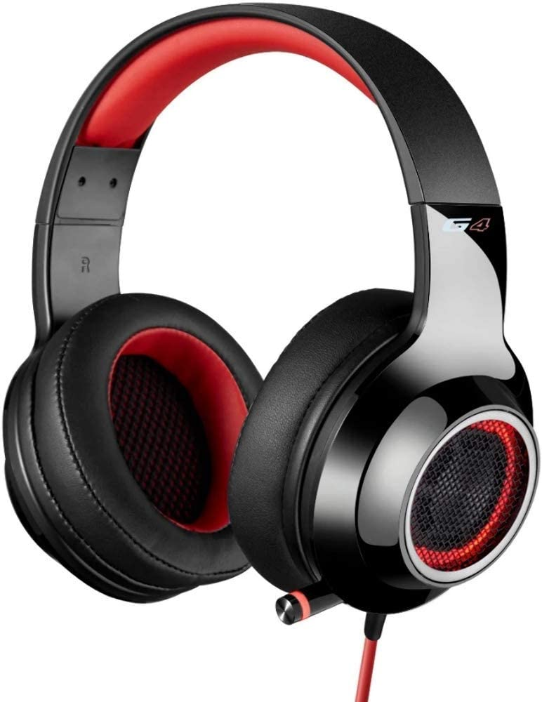 Edifier V4 Gaming Headset with Microphone and USB: Amazon.co
