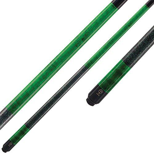 G Series Pool Cue by McDermott - Emerald Green (Pool G Cue Series Mcdermott)
