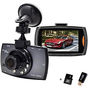 Amazon.com: Dash Cam,Samjat FHD 1080P 140 Wide Angle Dash Camera ...