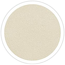 Sandsational Sparkle Ivory (Butter) Unity Sand, 22 oz, Colored Sand for Weddings, Vase Filler, Home Décor, Craft Sand