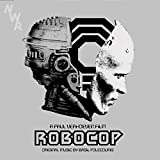 Robocop (2 LP Set)(Silver Colored Vinyl, Includes Download Card)