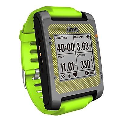 Bryton Amis S630E Multi-sport GPS Watch (Green)