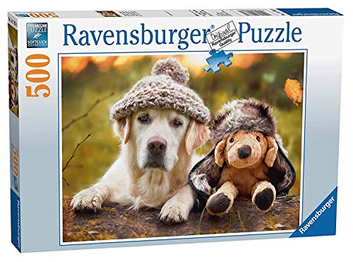 - Ravensburger Me and My Pal 500pc Jigsaw Puzzle