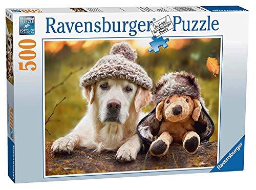 500pc Ravensburger Jigsaw Puzzle - Ravensburger Me and My Pal 500pc Jigsaw Puzzle