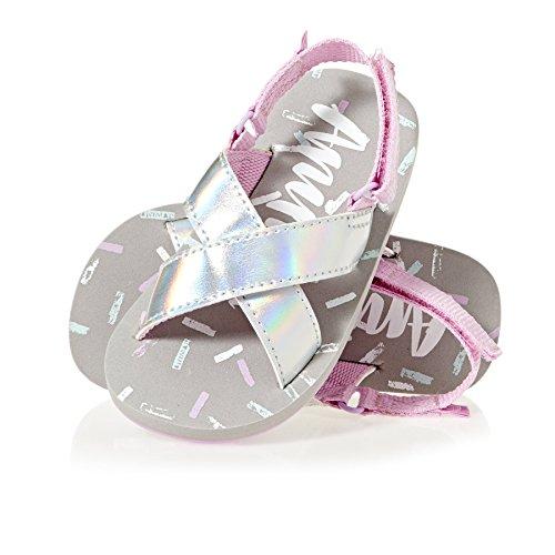 Animal Daisie Sandals Petal Pink uzfnj