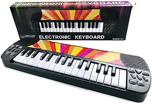 [해외]ELECTRONIC KEYBOARD8 SOUNDS EFFECT 8 RHYTHM SOUNDS VOLUME DOWN & UP XYLOPHONE MODE FLUTE MODE MANDOLINE MODE AUTO MUSIC STOP. RECORD REPLAY  WRITE & RECORD (COLOR: SUNBURST) / ELECTRONIC KEYBOARD8 SOUNDS EFFECT, 8 RHYTHM SOUNDS, VO...