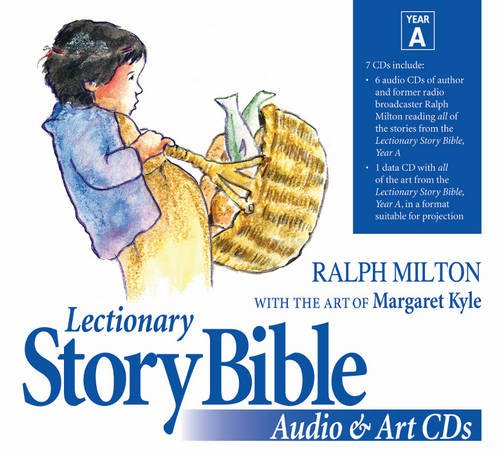 Lectionary Story Bible Audio and Art Year A: 7 Disk Set by Wood Lake Books
