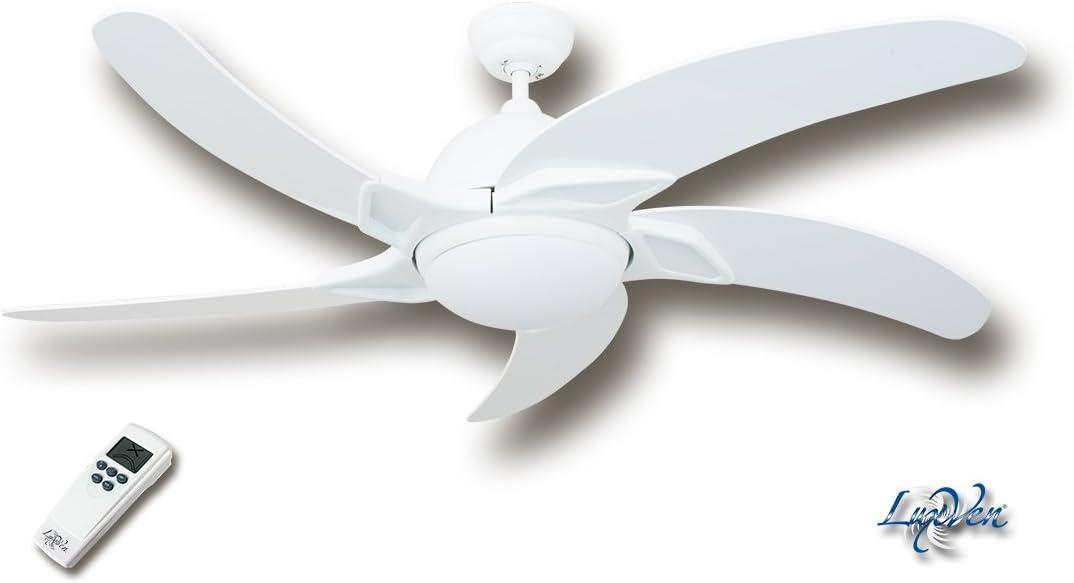 Green (espiral, ahorro de energía ventilador de techo Incluye ...