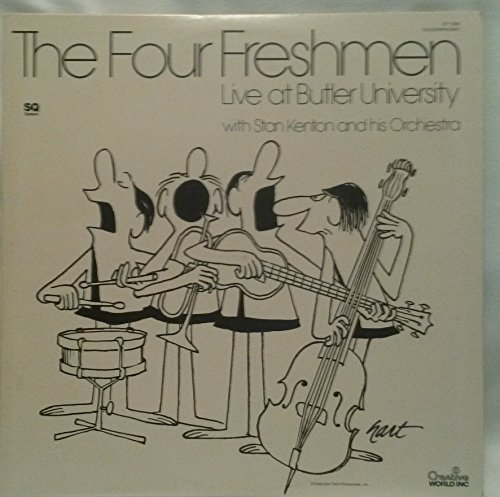 (The Four Freshmen Live At Butler University With Stan Kenton and His Orchestra )
