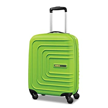 9ee7345e0 Amazon.com | American Tourister Sunset Cruise Hardside 28, Apple Green |  Suitcases