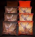 corn bags for hunting - Deer Hunting Fishing real tree Camo Custom 8 ACA Regulation Cornhole bags B141