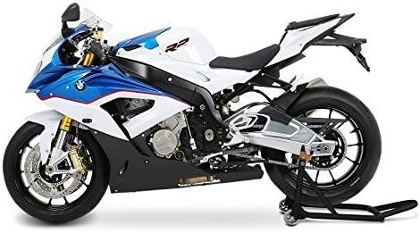 B/équille dAtelier Moto Arri/ère pour Triumph Tiger 800 XC//XR ConStands XM Racing Noir