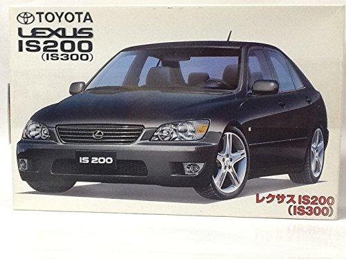 フジミ 1/24 トヨタ レクサス IS200(IS300) ID-37 03487