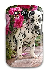 Galaxy S3 Cover Case - Eco-friendly Packaging(dalmatian)