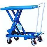 Scissor Lift Table Service Carts 1100lbs Capacity 3 YEARS WARRANTY
