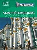 Guide Vert Week-end Saint-Pétersbourg Michelin