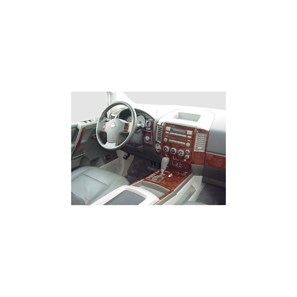 NISSAN ARMADA Wood Dash Kit 2004 07