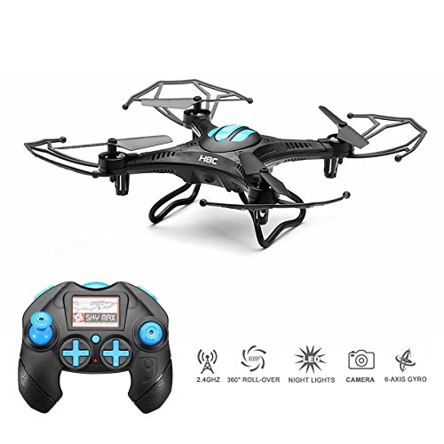 Quadcopter with Camera EACHINE H8C (Large Image)