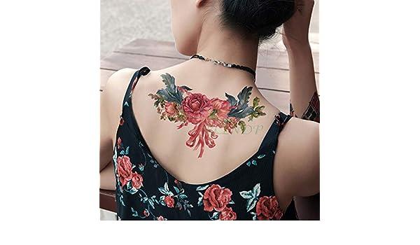 Tatuaje Temporal,Cuerpo De Transferencia Pegatinas 4 Hojas Y ...
