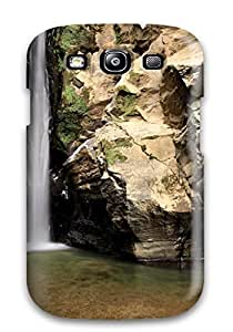 (dvSlpZD4180oGKfC)durable Protection Case Cover For Galaxy S3(waterfall)