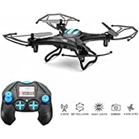 Quadcopter with Camera, EACHINE H8C Quadcopter With 2.0MP HD Camera RTF