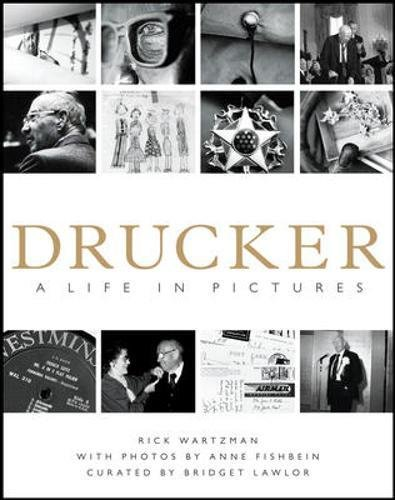 Read Online Drucker: A Life in Pictures pdf epub